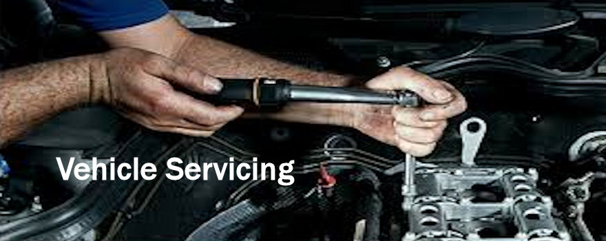 Car & Van Servicing at Robert Kemp Cars Attleborough